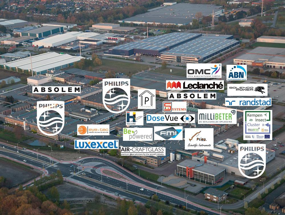 Open Manufacturing Campus in Turnhout, Belgium