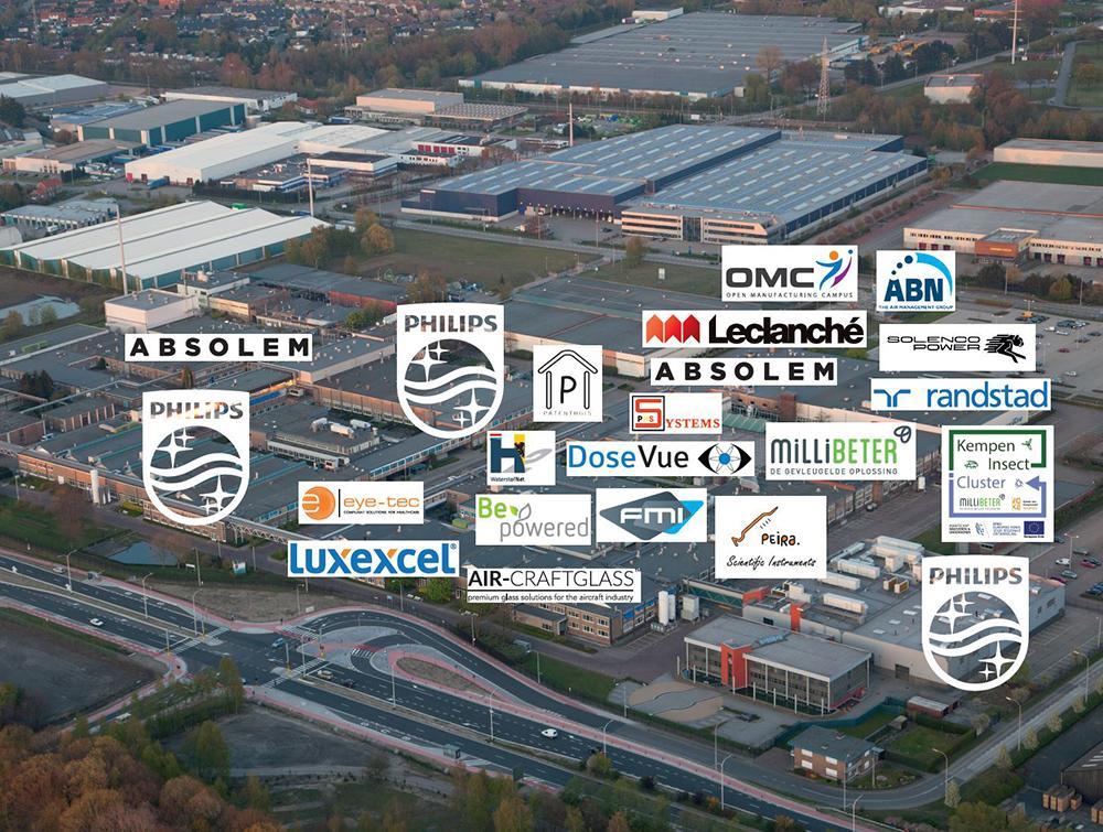 Open Manufacturing Campus in Turnhout, Belgium