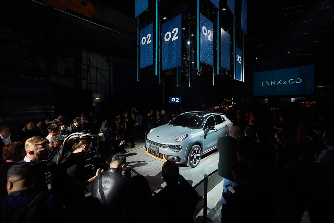 Volvo Car Group has announced the production of Lynk & Co cars at its plant in Ghent, Flanders.