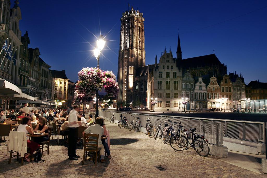 City of Mechelen - Flanders-Belgium