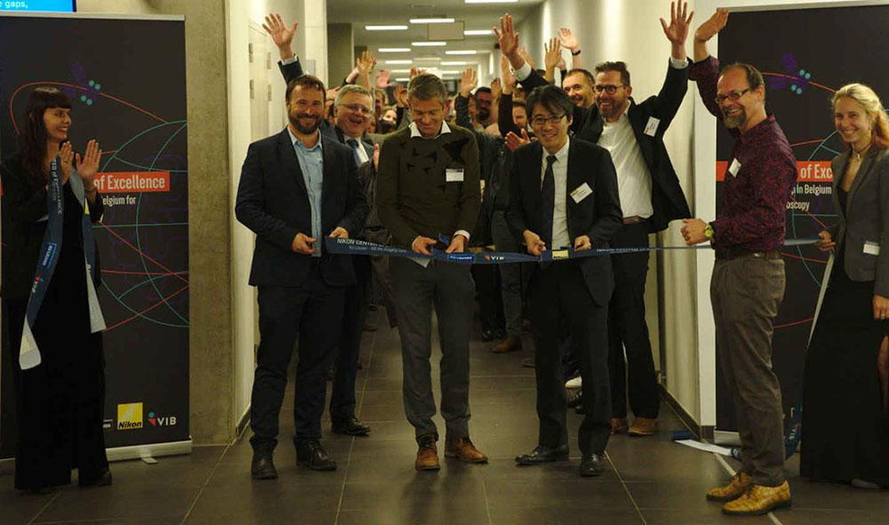Nikon (JP) and the VIB BioImaging Core (Flanders) join forces in the new Nikon Center of Excellence.