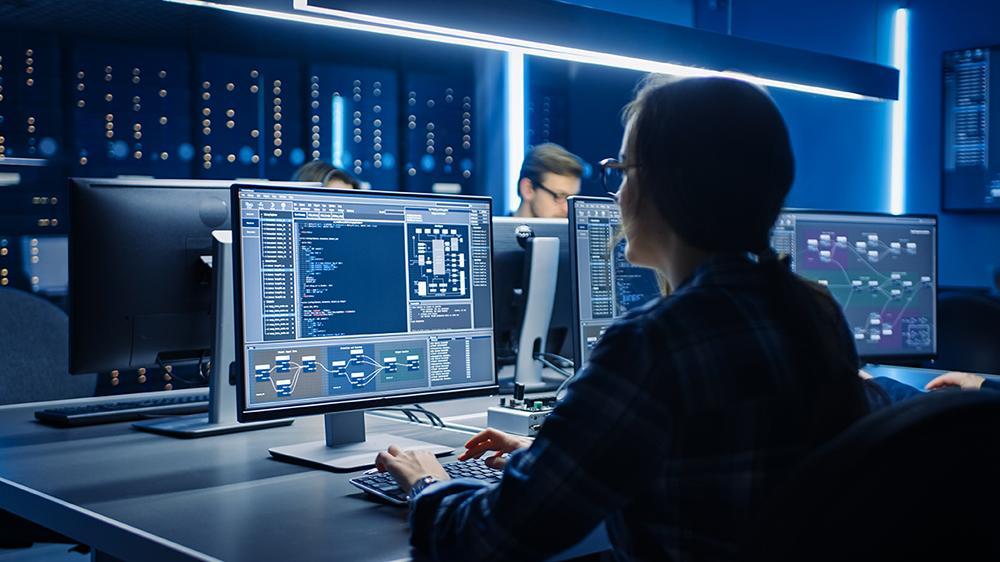 Female programer