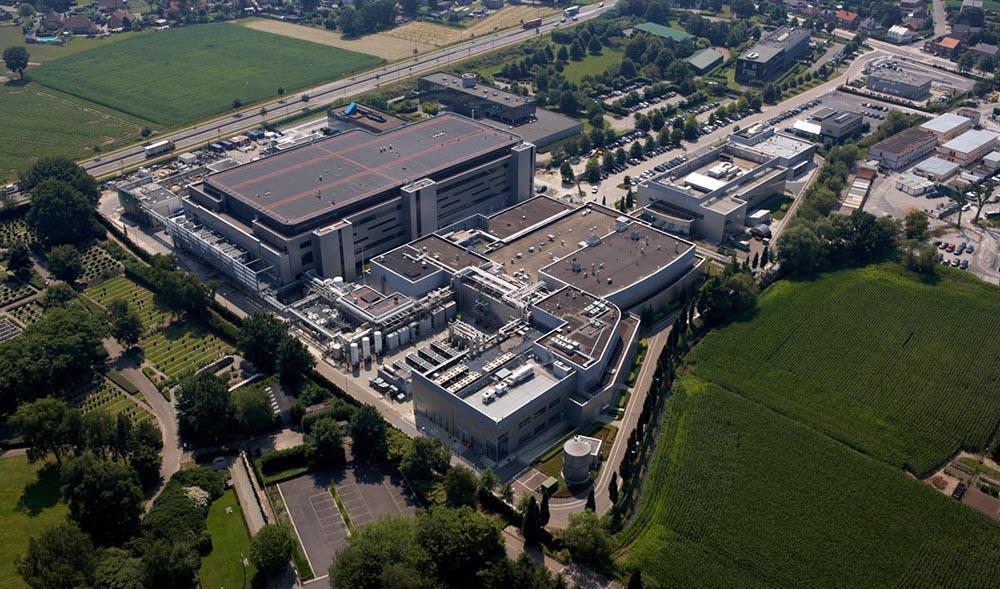 Sanofi plant in Geel, Belgium