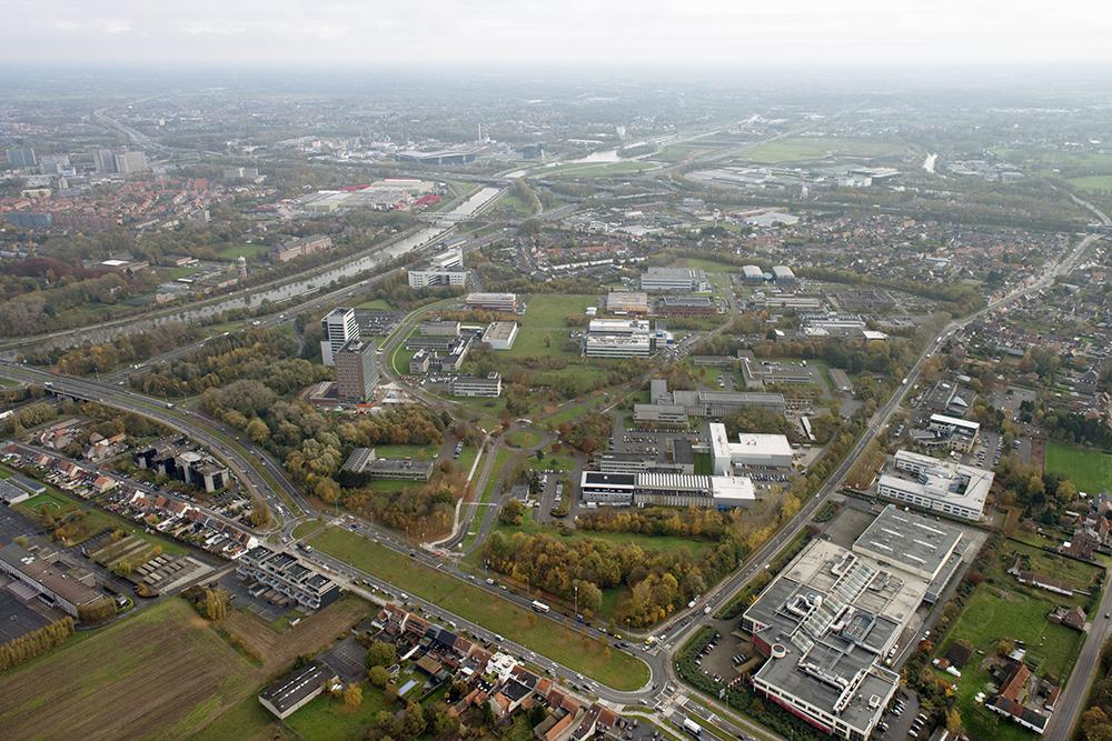 Technology Park Ghent, Belgium