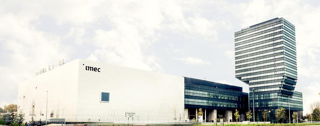 imec headquarter in Leuven, Belgium